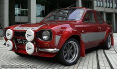 Back in the day Ford Escort