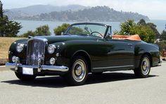 Bentley S1 Continental Park Ward cabrio