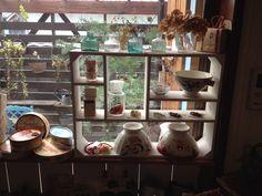 奈良にある可愛いお店プチカドートントン。可愛い雑貨、ラッピングサービスもあります。コアなヨーロピアンの小物が満載💕
