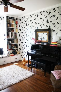Nancy Mims' Playful and Patterned Home