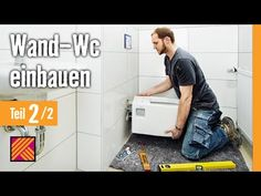 Wand-WC einbauen - Kapitel 1: Vorwandelement einbauen | HORNBACH Meisterschmiede - YouTube