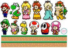 Porta Celular do Super Mario Assista: https://www.youtube.com/watch?v=4CCCx7XgFyE
