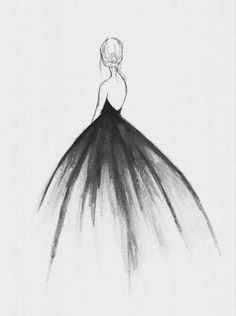 (notitle) - Schuhe - Best Picture For contemporary Dancing Drawings For Your Taste Art Drawings Sketches Simple, Girl Drawing Sketches, Dark Art Drawings, Girly Drawings, Pencil Art Drawings, Sketch Art, Cool Drawings, Drawing Ideas, Flower Drawing Tutorials
