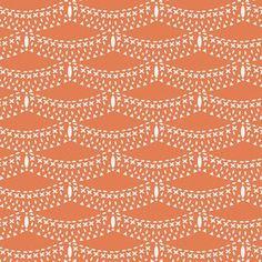 Bari J. Ackerman - Petal and Plume Knit - Rumpled Knit in Nectarine