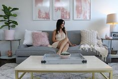 MY APARTMENT MAKEOVER FROM MR. KATE « Joslyn Davis