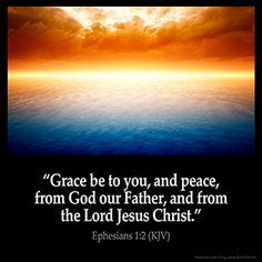 Inspirational Image for Ephesians 1:2