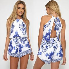 Elevator Love Playsuit from Peppermayo.com