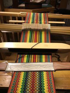 Card Weaving, Tablet Weaving, Loom Weaving, Weaving Projects, About Me Blog, Crafty, Blanket, Crochet, Cards