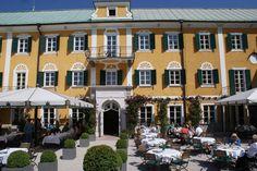 Gwandhaus in Salzburg, Austria