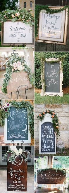 Wedding Decor Photos: 50+ Amazing Ways to Use Green Floral at Your Weddi...