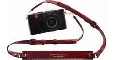 Roberu Leather Compact Camera Strap | http://store.kaufmann-mercantile.com/collections/accessories-gifts/products/roberu-compact-camera-strap