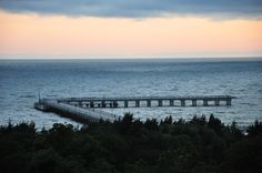 From the Big Wheel in Lithuania... Palanga