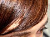 Brunette Close-up