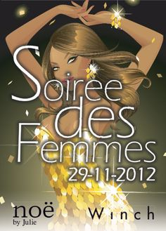 Win een gratis ticket voor Soirée des femmes, een ladies night met tal van activiteiten donderdag 29 november in Waregem. Ga naar www.glamsmile.be en waag je kans!