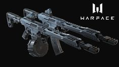 Sci Fi Weapons, Weapon Concept Art, Weapons Guns, M4 Carbine, Gun Vault, Star Wars Pictures, Up Dog, Military Guns, Cool Guns