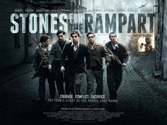 Stones For The Rampart: The Battle For Warsaw Cinema Releases, Release Date, Warsaw, Marcel, Arsenal, Poland, Battle, Drama, Stones