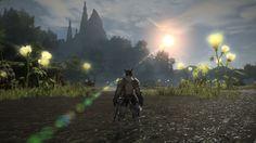 Final Fantasy XIV: A Realm Reborn | landscape