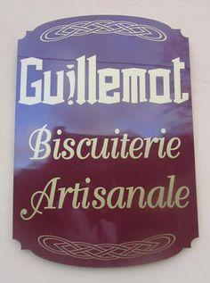 Biscuiterie Guillemot : biscuiterie artisanale, Bretagne