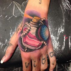 On pinterest hand tattoos knuckle tattoos and tattoo for Sacred art tattoo tucson