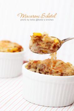 Macaroni Schotel. yummyyyyyy