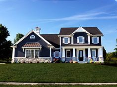 Westlake Hills - Traditional - Exterior - Other Metro - Spoon Construction, LLC