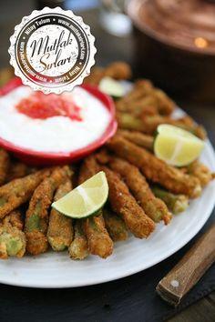 Bamya Kızartması | Mutfak Sırları