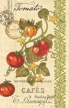 Vintage Tomato (Jennifer Brinley)