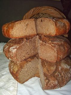 Old Stuff: Three Types of Bread | Eulalia Hath A Blogge