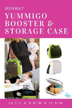 TheBenbat Yummigo Booster & Storage Carry Case is alightweight…
