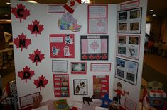 Adventures in Homeschooling: Canada Unit Study for the Geography Fair Fair Projects, School Projects, School Ideas, Canada For Kids, Middle School Geography, Book Character Pumpkins, Abstract Nouns, Little Passports, Education Templates