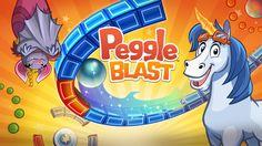 Juego Peggle Blast - para Android
