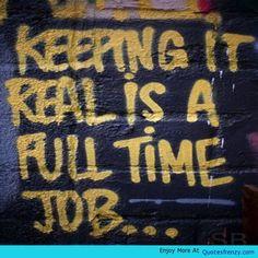 Art Graffiti Real Street Yellow Urban Grungy Vintage Quote -