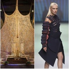 """Two new articles in Fashion and Art  on konk.it/blog. Find out more about Ernesto Neto and his """"Sacred Place"""" and Katherine Roberts Wood, the english fashion designer and her enchanting collection. Enjoy! Robert Wood, English Fashion, Articles, Blog, Fashion Design, Collection, Dresses, Gowns, Blogging"""