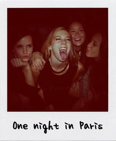 'let's go to Paris's. i wana rob' - the bling ring