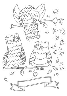 We wanted to ruffle some feathers with the coloring page for the February Challenge! To enter the competition, download the free coloring page and upload a picture of your finished coloring page on Facebook, Twitter or Instagram with hashtag #coloringbookclubcomp. The winner will receive a free 1-month membership to our club!