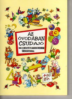 Az óvodában csudajó - Márta Szabó - Picasa Web Albums Kindergarten Learning, Home Learning, Teaching, Infancy, Diy For Kids, Montessori, Kids Toys, Arts And Crafts, School