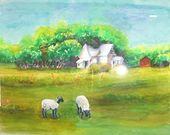 Christene Jones - Juab County Farm House