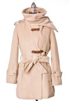 Chicwish Haute Coat in Camel | $75 #chicwish