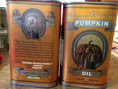 Pumpkin oil from Pumpkin Oil UK. Use it as a healthy and tasty complement to a dish or put it on your skin to reduce the signs of aging http://www.pumpkinoil.co.uk/
