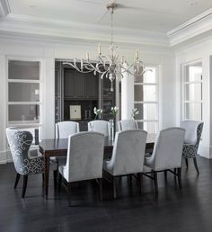My dining room has taken a pause. Why? Because I cannot seem to track down any dining chairs that I really am drawn to. I am scouring crai...