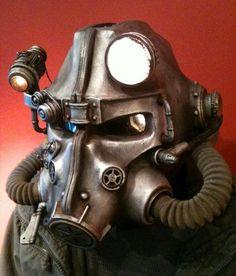 Brotherhood Power Helmet is created by artist Josh Jay