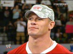John Cena Monday Night Raw 8/11/08