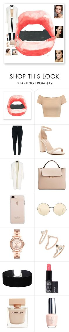 """""""The sweetness never lasted"""" by fighter-warrior ❤ liked on Polyvore featuring beauty, Alice + Olivia, Call it SPRING, Alexander Wang, MANGO, Victoria Beckham, Michael Kors, Topshop, Miss Selfridge and Narciso Rodriguez"""