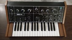 Synthesizer website dedicated to everything synth, eurorack, modular, electronic music, and more. Vintage Synth, Vintage Keys, New Electronic Gadgets, Electronic Music, Cool Electronics, Drum Machine, Learn To Play Guitar, Musical Instruments, Keyboard