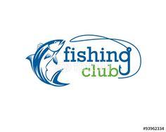 Vector: fishing club 2