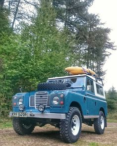 Landrover Series 3