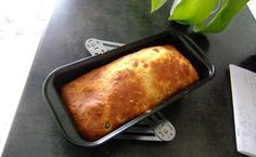 Recette - Cake salé jambon / fromage / olives | 750g