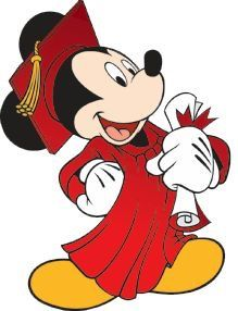 Mickey just graduated and accepted his diploma Minnie Mouse Clipart, Minnie Mouse Cartoons, Disney Clipart, Mickey Mouse Cartoon, Mickey Mouse And Friends, Mickey Minnie Mouse, 90s Cartoons, Mickey Mouse Christmas, Mickey Mouse Birthday