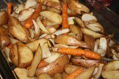 Balsamico-grønnsaker - Veganeren