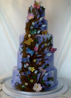 Enchanted Forest By tonmich on CakeCentral.com